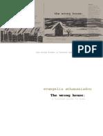 Evangelia Athanasiadou-The Wrong House