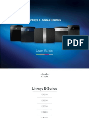 Routers Combined UG IPv6 Rev Final Web | Wi Fi | Router (Computing)