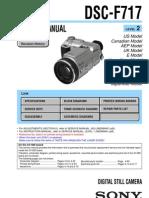 Service Manual Dsc F-717
