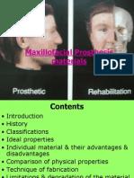 6. Maxillofacial Materials