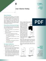 Linear Vibration Welding Design Guide