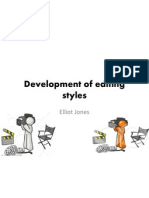 Development of Editing Styles