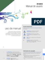 Manual de usuario Samsung 3510