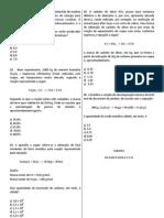 Plantão-12-Cálculo estequiométrico