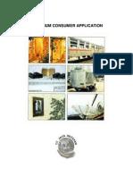 Katalog Consumer Application