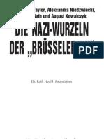 Buch Dr Rath Die Nazi Wurzeln Der Bruesseler EU