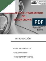 Nuevos tratamientos del dolor crónico