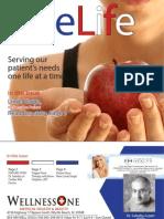 July -Volume 4 WellnessOne Newsletter Copy