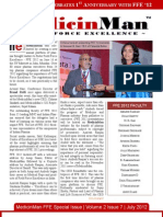 Pharma Field Force Excellence Special Issue - July 2012