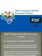 Aarogya Scheme - Patel