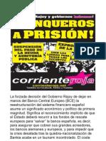 LA CRISIS BANCARIA Y LA DECADENCIA DEL CAPITALISMO ESPAÑOL