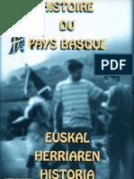 Histoire Du Pays Basque. Association Piztu 1998