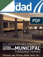 Revista Fuenlabrada Ciudad - Julio Agosto 2012