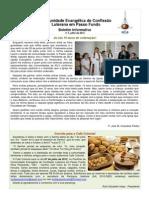Boletim Eletrônico Comunidade Passo Fundo julho 2012