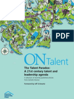ONtalent Selected Articles From DeloitteReview