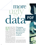 No More Ugly Data