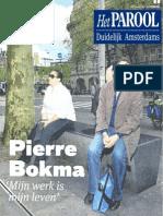 Pierre Bokma - Interview - PsvdW - 26 Mei 2012