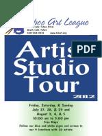 TAL Studio Tour Brochure 2012