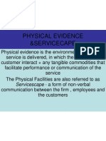 Physical Evidence &Servicecape Chpt11