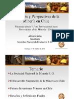 CHILE.situacion.perspectivas.mineria.chile