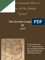 Llewelyn Conspiracy