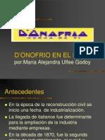 D'ONOFRIO EN EL PERÚ