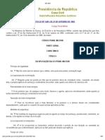 Codigo Penal Militar Brasil