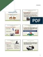Empresas y Proceso Administrativo
