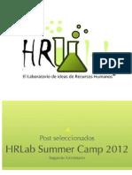 HRLab Summer Camp 2012 Kindle