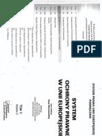 A. Wyrozumska System Ochrony Prawnej w Unii Europejskiej
