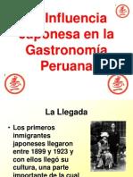 La Influencia Japonesa.