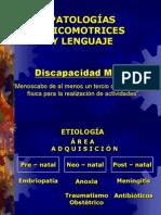 Lenguaje y Dificiencia Auditiva y MotrizJUNIO 12