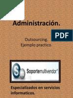 Ejemplo Practico Outsourcing