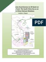 Thayer South China Sea