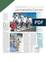 La Mamacha Carmen de Cusco