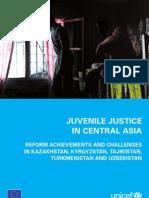 UNICEF Juvenile Justice in Asia
