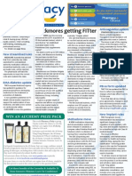 Pharmacy Daily for Mon 02 Jul 2012 - Blackmores BioCeuticals, TGA fees, streamlined authorities, methadone and more
