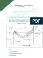 Modelo de Difusion de La Contaminacion Atmosferica