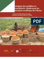 Gestion intégrée des nuisibles en production maraîchère