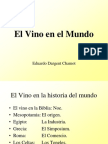 El Vino en el Mundo y El Perú