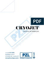 Manual Cryojet 110