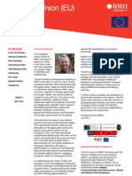 RMIT EU Centre Newsletter