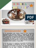 Proyecto de Inversión Pasteleria Las Delicias