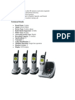 Caracteristicas Telefono