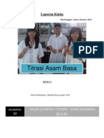 Titrasi Asam Basa Sss