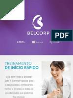 BELCORP BRASIL - Conheça a Belcorp - Trainamento dado em Out 2011