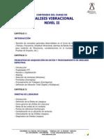 Analisis Vibracional Nivel II