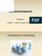 Marketing -Intro