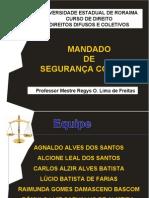 Apresentação MDS Coletivo I  DDColetivos