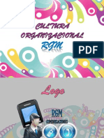 Cultura Organizacional Rgm